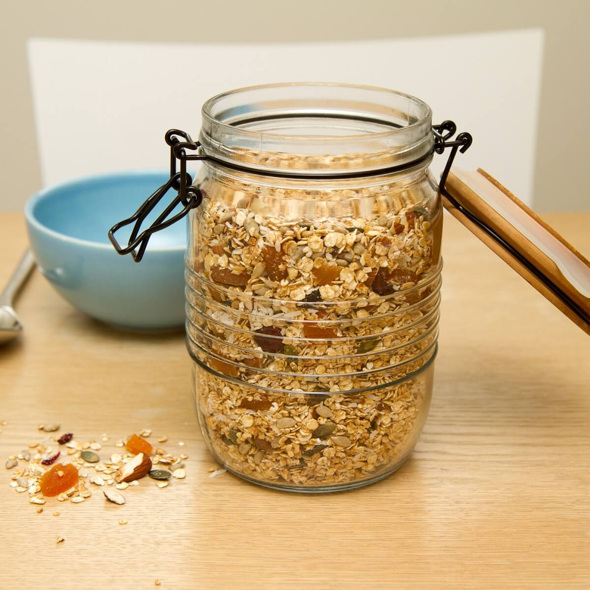 Enkel og sunnere granola