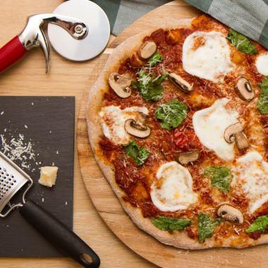 Pizzasaus av soltørkede tomater