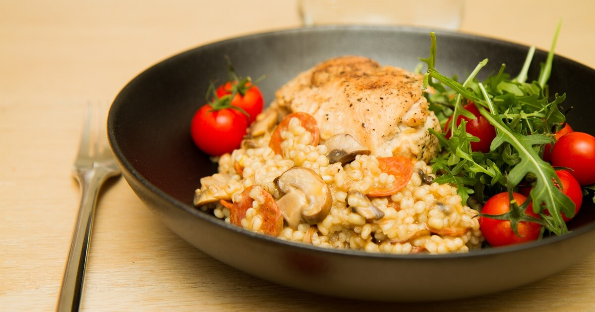 Bygotto – Risotto med byggryn