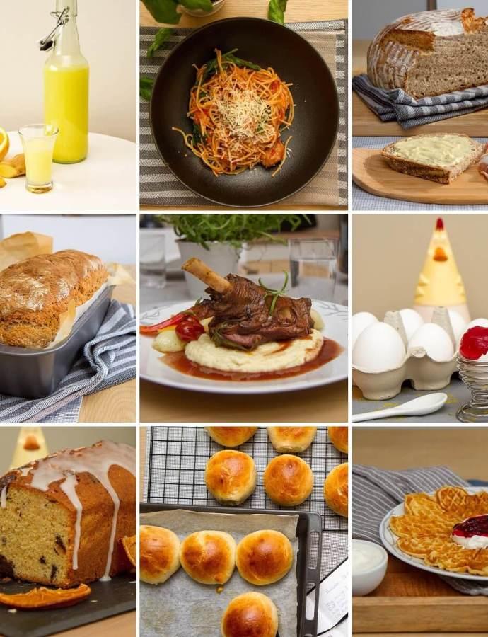 Besøksrekord, Kjøkkenpraten og mest lest i mars