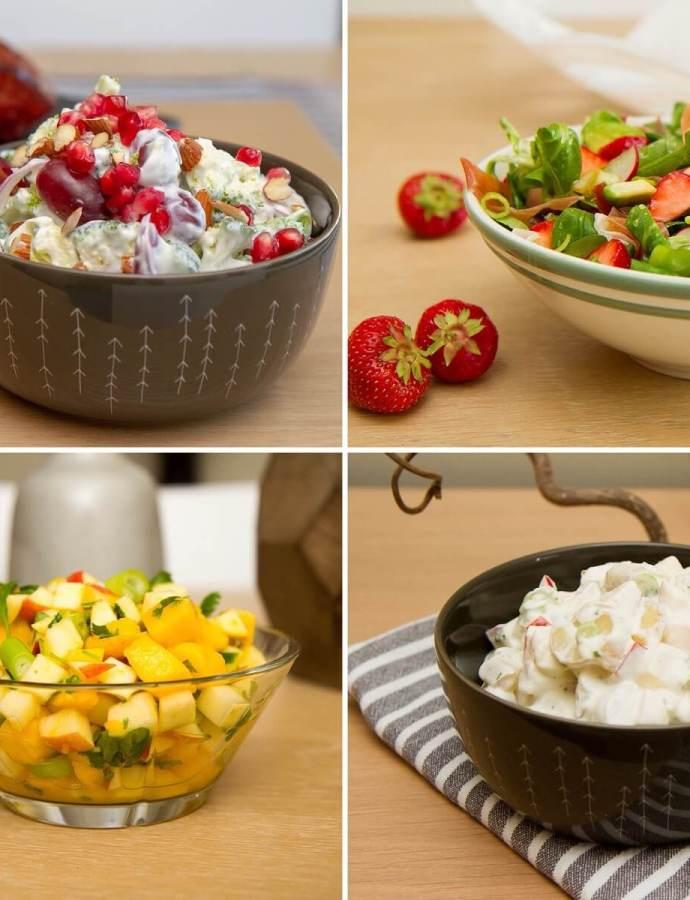 Salater som passer godt til grillmaten