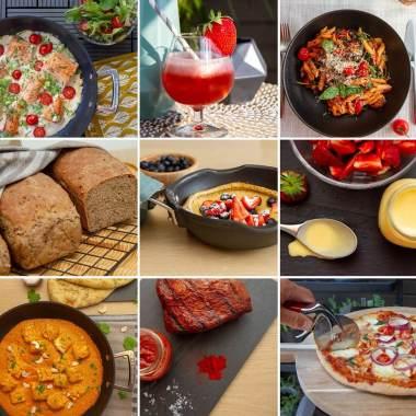 Grillmat, sesongvarer ekstra bloggmotivasjon
