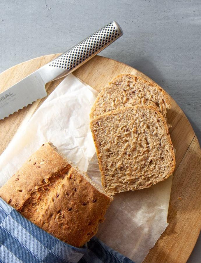 Slik lykkes du med brødbaksten