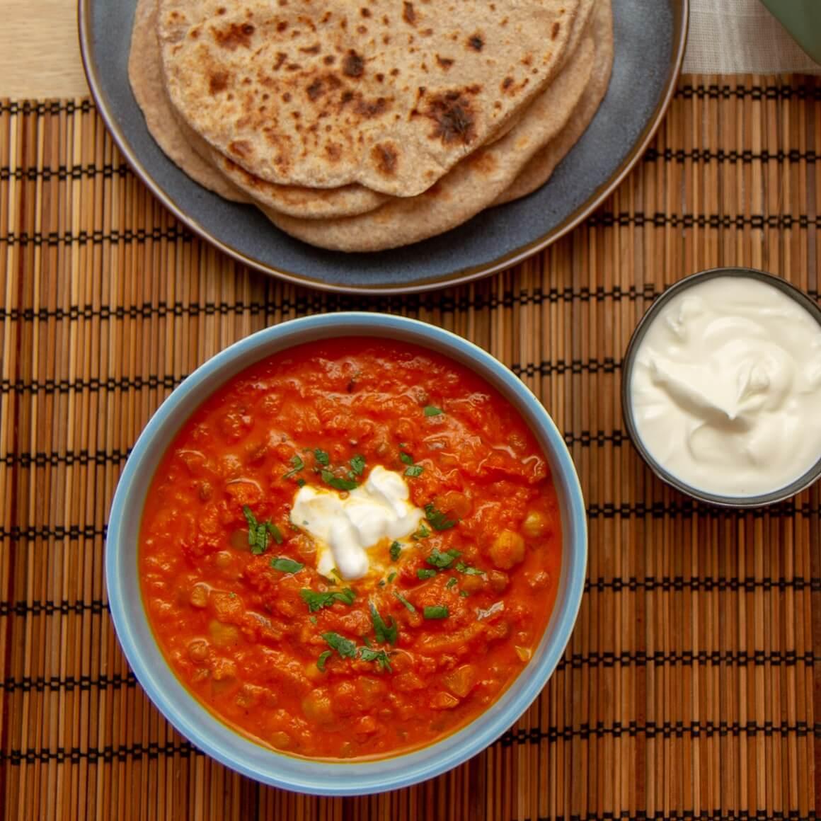Dal, daal eller dahl - en indisk middagsfavoritt