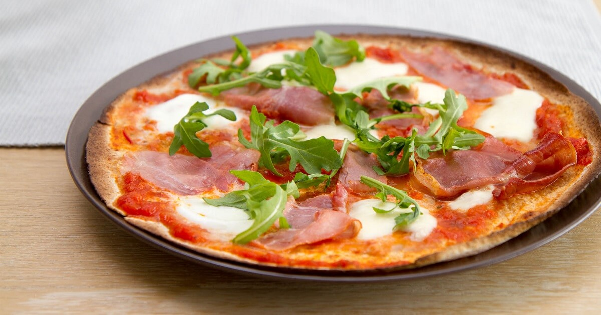 Lettvint tortillapizza - fb