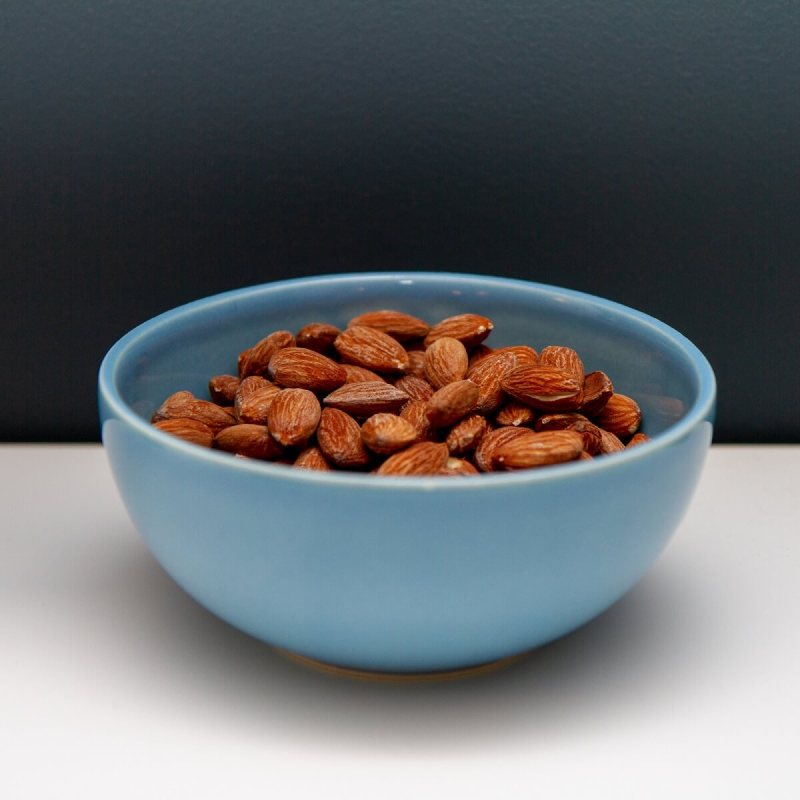 Salte mandler - Den sunne snacksen