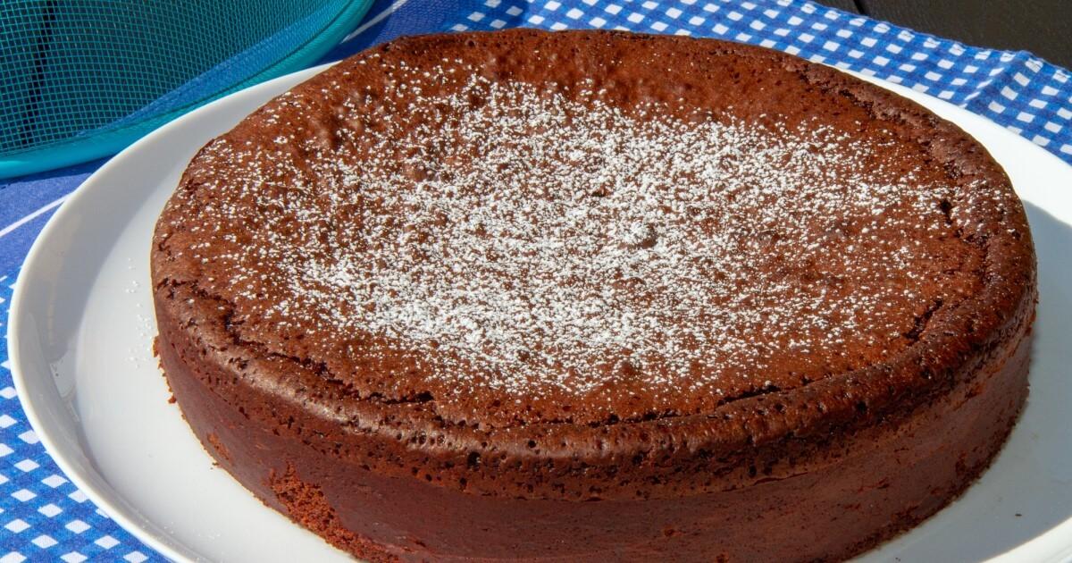 Sjokoladekake uten gluten