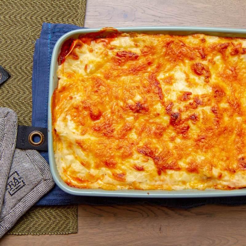 Enkel og billig lasagne