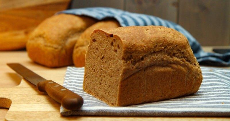 Grovbrød med rug