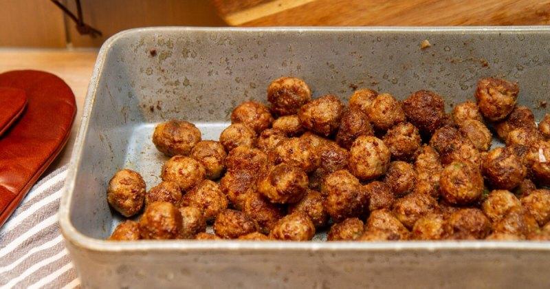 Spanske kjøttboller - albondigas