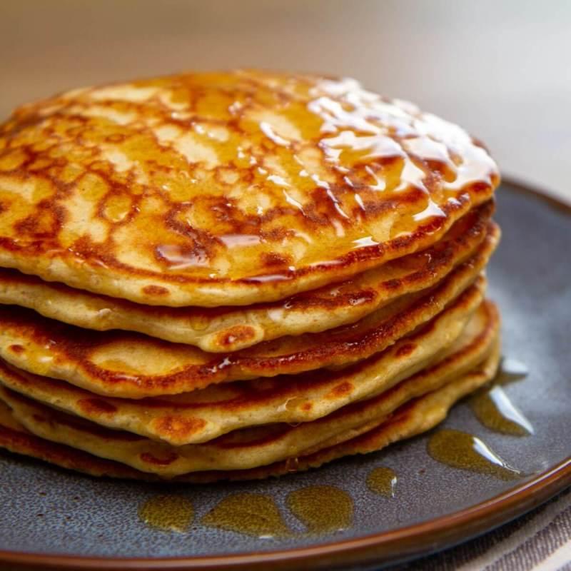 Amerikanske frokost pannekaker