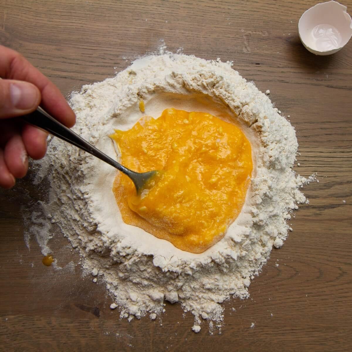 Slik lager du pasta