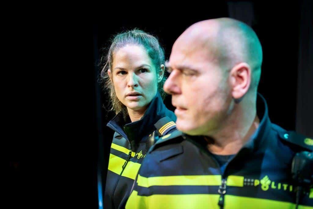 Rauw theatervoorstelling Productiehuis Plezant