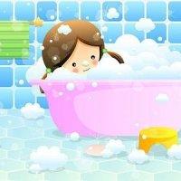 Водные процедуры. Стихи и потешки для малышей