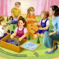 Стихи для детей про воспитателей и нянечек