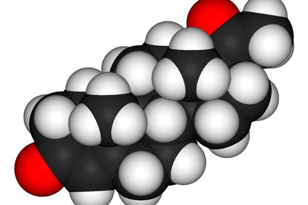 pierderea în greutate progesteron ivf)