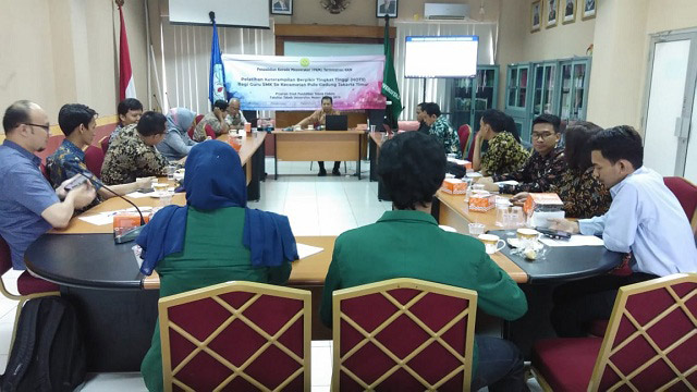 Prodi Elektro UNJ Bina SMK Se-Jakarta Timur HOTS