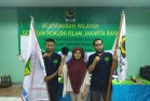 Rahmat Himran Resmi Jadi Ketua PW GPI Jakarta Raya
