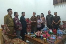Badan Kehormatan DPRD Palangkaraya Gali Tatip DPRD Kapuas