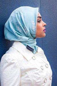 Kumpulan Gaya Jilbab Modern Untuk Bekerja9