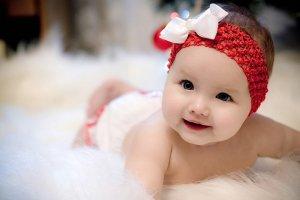 Rangkaian Nama Bayi Perempuan Kristen