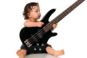 Nama Bayi Artinya Musik
