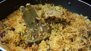 Resep Nasi Goreng Kambing Spesial