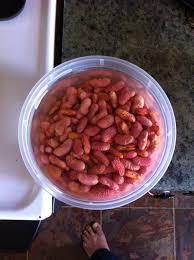 Cara Membuat Resep Jus Kacang Merah Sedap dan Lezat