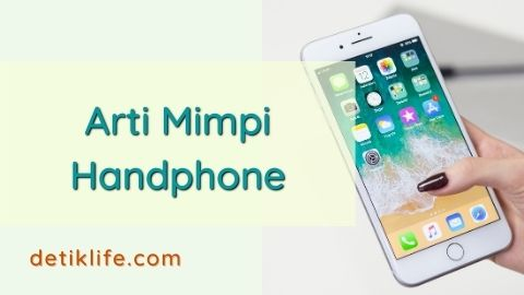 Tafsir Mimpi Handphone