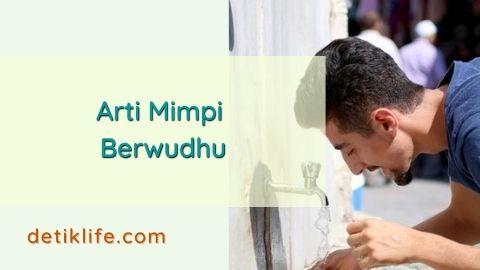 Makna Mimpi Berwudhu Di Masjid