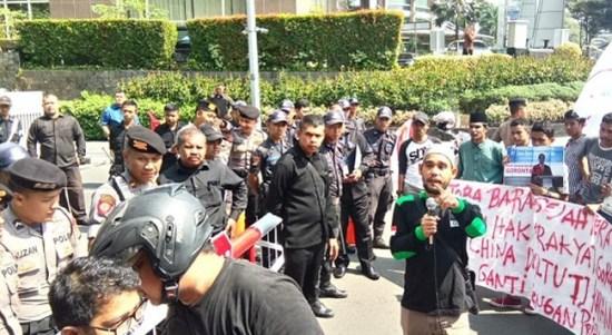 Brigade GPI: Pulangkan TKA China di PT TOBA dan Ganti Dengan Rakyat Gorontalo Utara