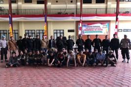 Polres Metro Jakarta Pusat Gelar Operasi Preman