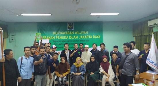 PW GPI Jakarta Raya Resmi Dipimpin Rahmat Himran