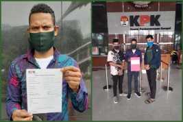 Walikota Sorong dan Ketua DPRD Dilaporkan ke KPK, Diduga Korupsi 145 Miliar