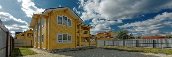 Финские дома под ключ. Проекты финских домов