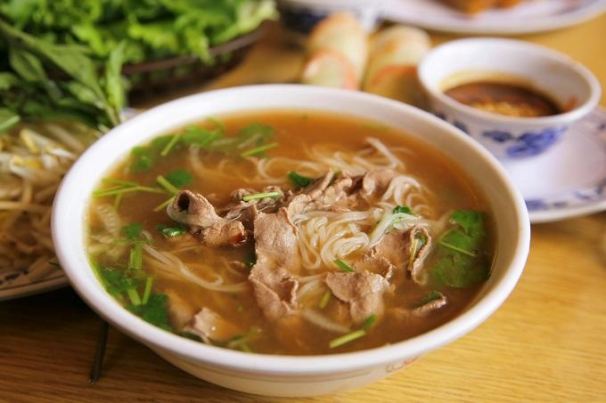 comida vietnamita