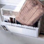 Cuándo cambiar el filtro de aire acondicionado de su ventana (y cómo hacerlo)
