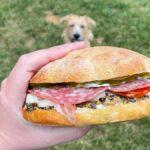 Este es el mejor pan para sándwiches de picnic