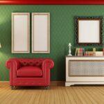 Cómo decorar alrededor de tu radiador viejo y feo