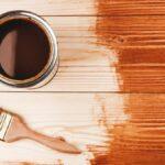 Cómo elegir el tinte para madera adecuado