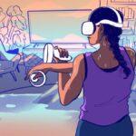 ¿Puedes hacer un buen entrenamiento con la realidad virtual?