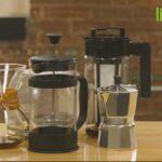 Cómo limpiar cada tipo de cafetera: Keurig, Chemex, etc.
