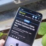 Use 'Dark Reader' para forzar todos los sitios web en modo oscuro en iOS 15 y iPadOS 15