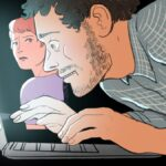 Qué hacer si su pareja se convierte en un teórico de la conspiración