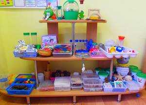 Экспериментальный уголок в детском саду – варианты ...