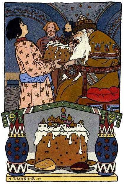 Сказка лягушка царевна в картинках для детей