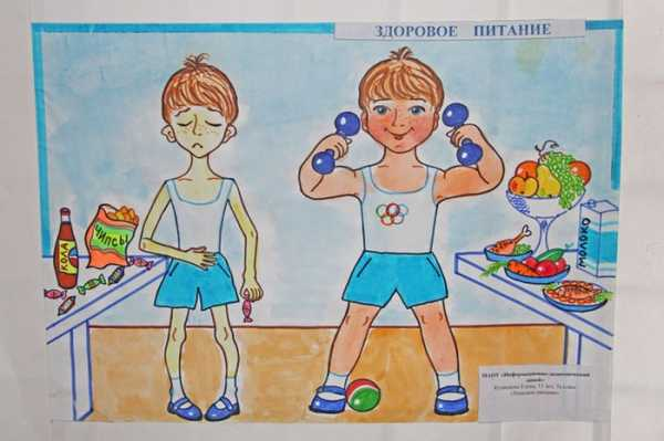 Зож рисунки детей – Как нарисовать рисунок на тему ...