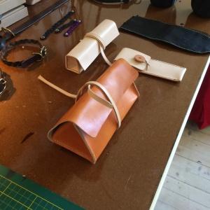 Produkt inspiration til læderkursus hos Det Lille Læderi
