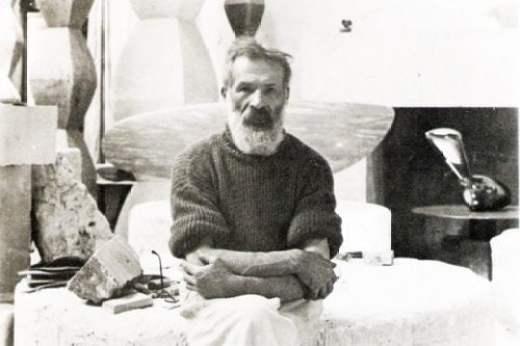 Constantin Brâncuşi a practicat yoga