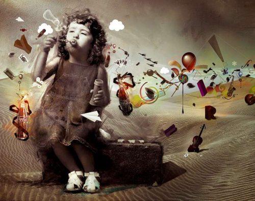 CONTROL SUBIECTIV - IMAGINAŢIA